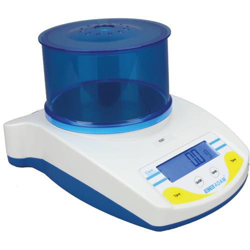 Adam Equipment Core CQT1501 Compact Portable Balances 0.1g Readability 1500g Capacity